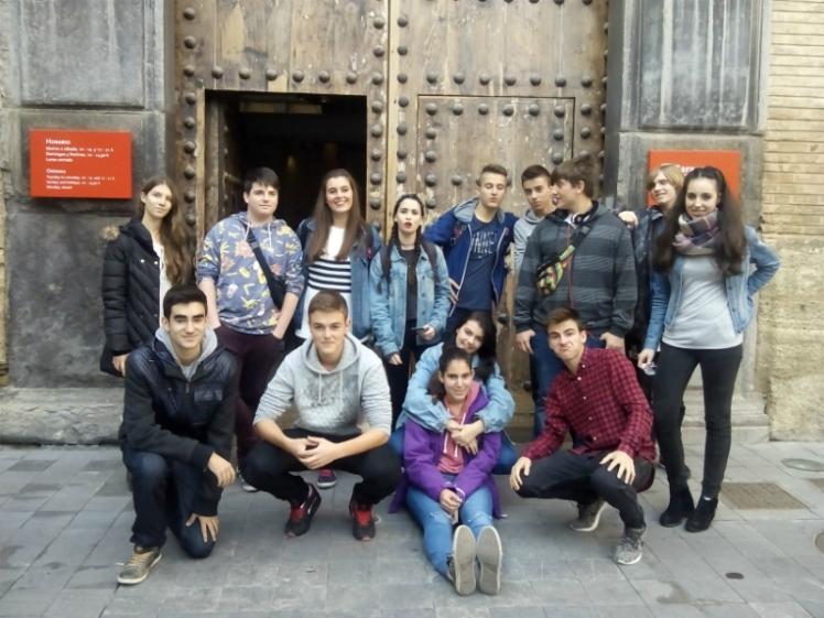 Museo Pablo Gargallo grupo
