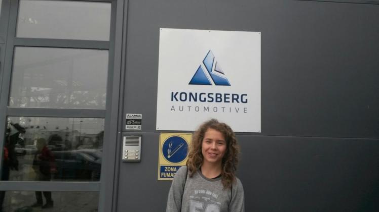 entrada Konsberg