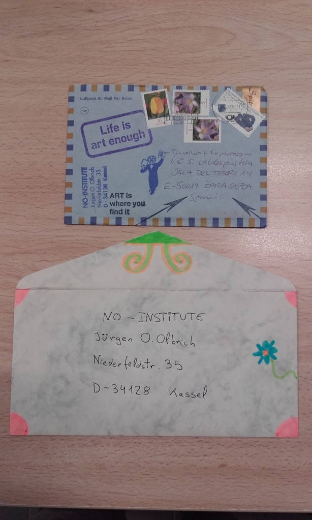 Mail art (2)
